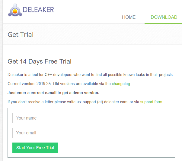 Get 14 Days Free Trial